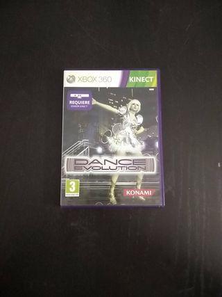 Dance Revolution de XBOX Kinect