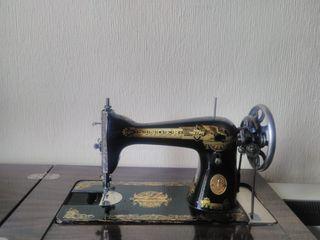 Máquina de coser Singer años 50