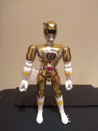 Yellow Ranger de Mighty Morphing Power Rangers