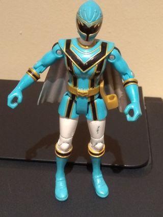 Blue Ranger de Power Rangers Mystic Force