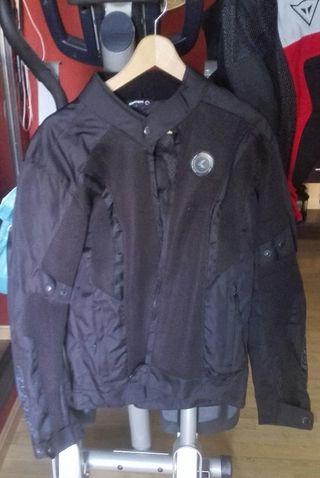 chaqueta moto smook talla L
