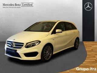 MERCEDES-BENZ CLASE B 200 EDITION