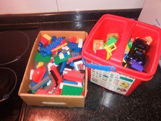 piezas LEGO