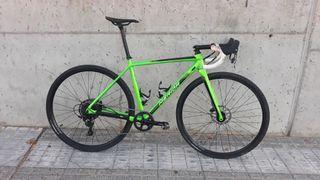Merida MISSION,gravel-ciclocross.talla-M,nueva