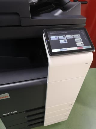NUEVA-Fotocopiadora Konica Minolta C360i A3 Color