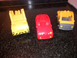 coches LEGO
