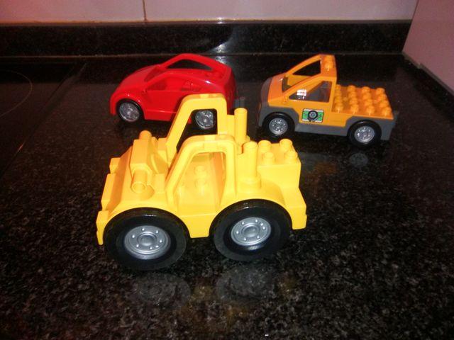 coches LEGO