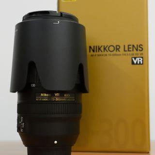Nikon Nikkor AF-P 70-300 mm f/4.5-5.6E ED VR