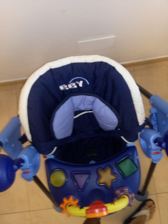 Silla mecedora para bebe