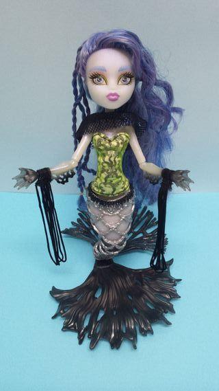 Monster High Sirena Von Boo
