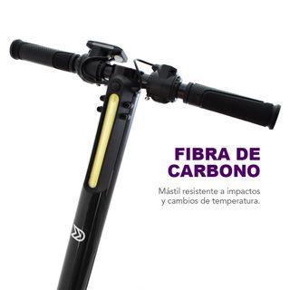 NUEVO PATÍN ELÉCTRICO FIBRA DE CARBONO