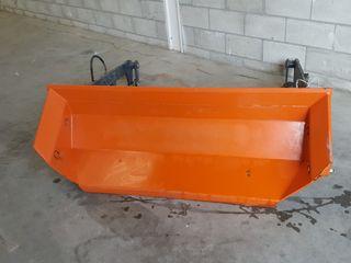 Volquete con sistema hidráulico de DUMPER