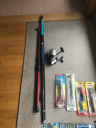 Set de pesca