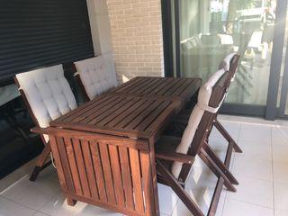 Chollo muebles de jardín