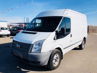 FORD Transit 330 L2-H2 -LibroMante-VerFotos-Impeca