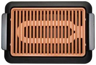 Parrilla eléctrica de cobre sin humo. Nuevo
