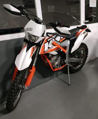 KTM FREERIDE 350 NUEVA ---1.000KM--- OPORTUNIDAD