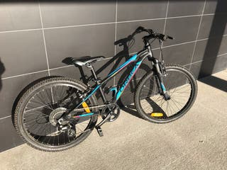 Bicicleta orbea de 24 pulgadas para niñ@