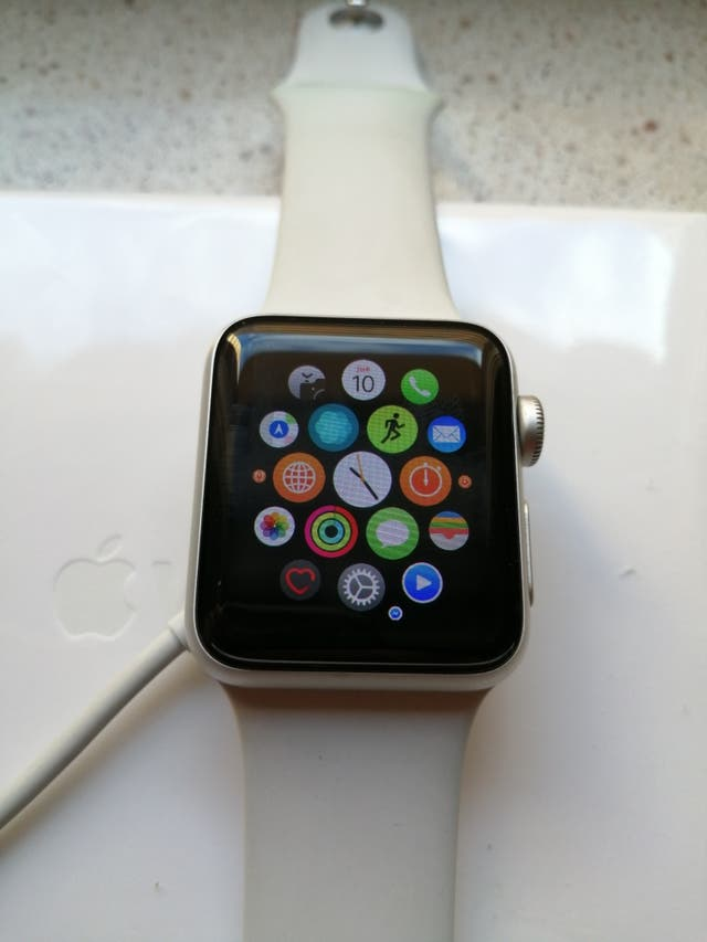 apple watch series 3 Ultimo precio 180€