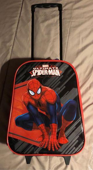 Maleta Trolley Spiderman