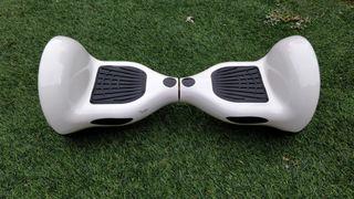 """Hoverboard 10"""" grande con funda patinete eléctrico"""