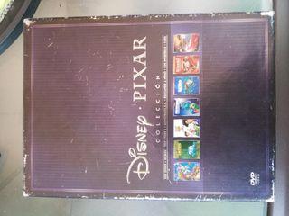 colección películas Disney pixar