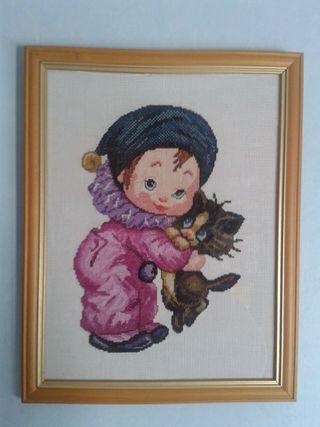 cuadro infantil