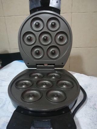 Máquina para hacer rosquillas
