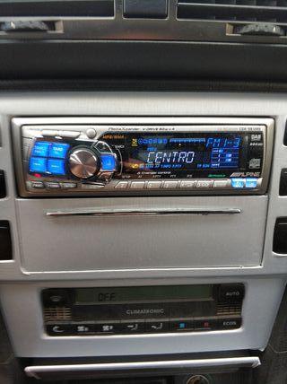 radio alpine y parrot