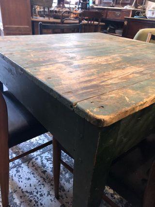 Mesa de cocina tocinera