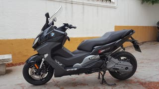 MAXI SCOOTER BMW C 650 SPORT