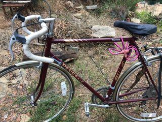 Bicicleta fixie peugeot