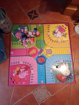parchis Peppa pig