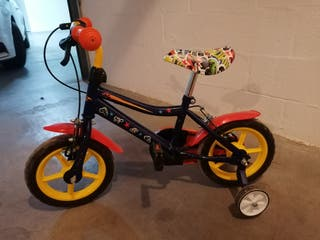 """bicicleta 12"""" blaze and the monster machines"""