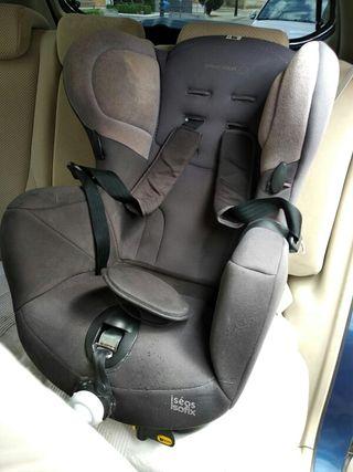 2 sillas de coche niños