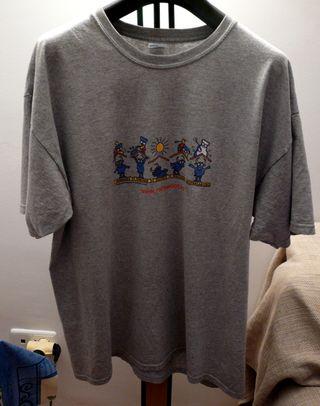 Camiseta estilo Kukuxumusu XL