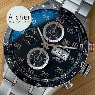 Reloj Tag Heuer Calibre 19 Cronografo CV2A10
