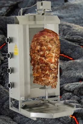 Asador Kebab a gas OFERTA OFERTA OFERTA