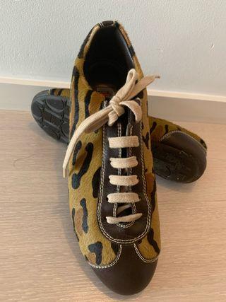 Zapatillas Carolina Herrera n 40 Piel