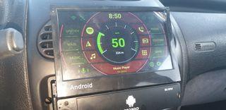 radio pantalla GPS Android