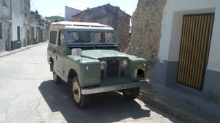 land rover 88 normal 1965