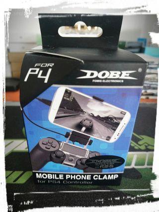 Soporte móvil DualShock 4