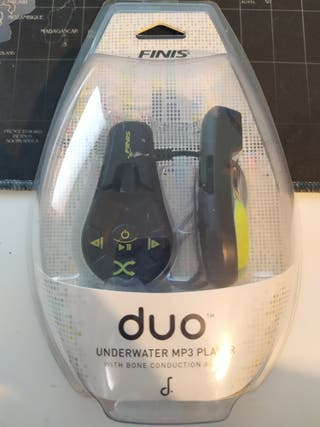 Finis Duo Underwater - Reproductor MP3