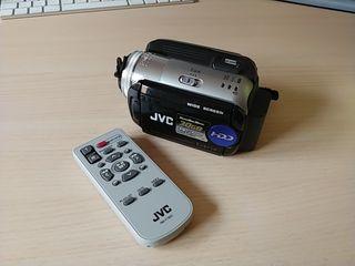 Camara video JVC GZ-MG77E