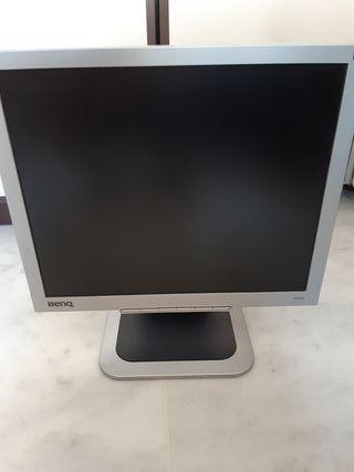 Monitor ordenador marca Benq