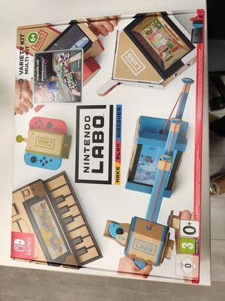 Nintendo labo variety multi kit