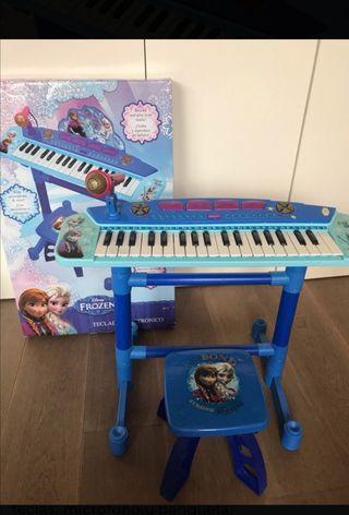 piano órgano frozen nuevo