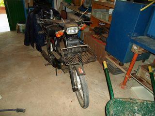 ciclomotor 49 c.c. SUZUKI MAXIS