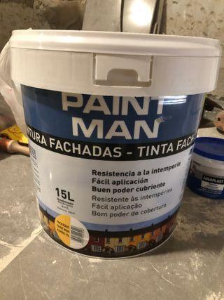 Bote pintura 15 litros color Albero
