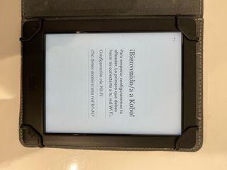eBook libro electrónico KOBO GLO HD